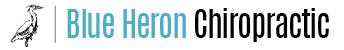 blue-heron-chiropractic-logo